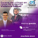 ESCENA DEL CRIMEN EN CASOS DE PRESUNTA VIOLENCIA SEXUAL